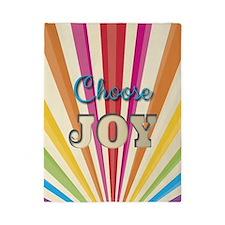 Choose Joy Twin Duvet