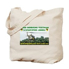 1st CAVALRY Tote Bag