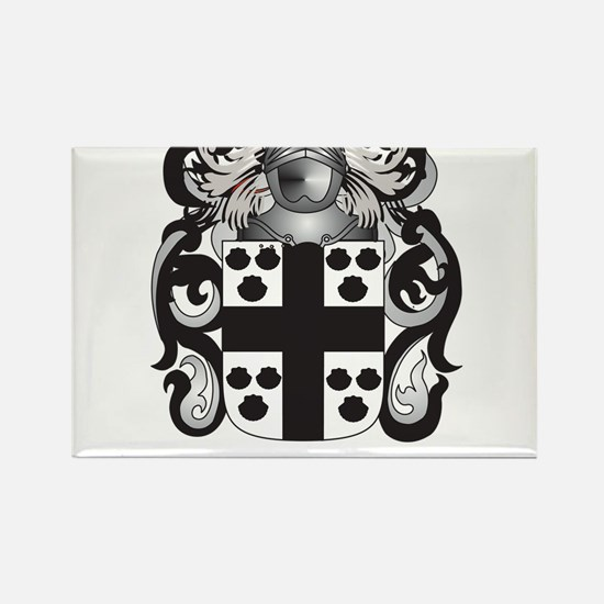 Westley Family Crest (Coat of Arms) Magnets