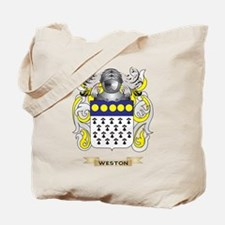 Weston Family Crest (Coat of Arms) Tote Bag