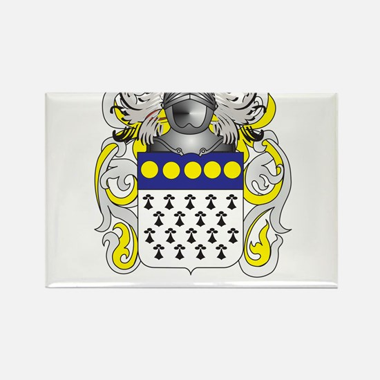 Weston Family Crest (Coat of Arms) Magnets