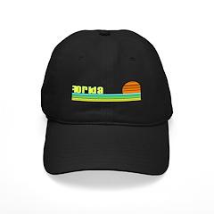 Florida Rainbow Sunset Baseball Hat