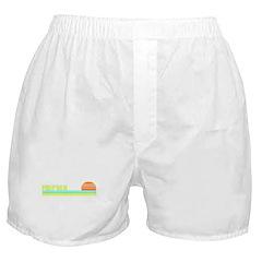 Florida Rainbow Sunset Boxer Shorts