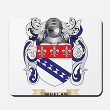 Whelan Family Crest (Coat of Arms) Mousepad