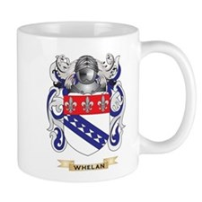 Whelan Family Crest (Coat of Arms) Mugs