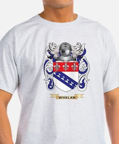 Whelan Family Crest (Coat of Arms) T-Shirt