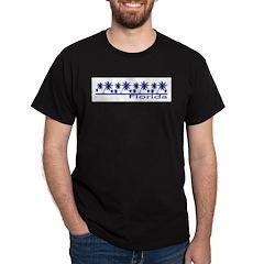 Florida Blue Palms T-Shirt