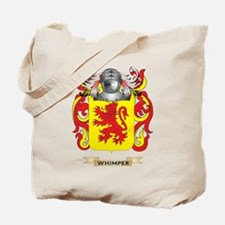 Whimper Family Crest (Coat of Arms) Tote Bag