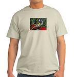 New Holland Honeyeater Ash Grey T-Shirt
