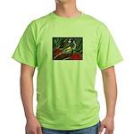 New Holland Honeyeater Green T-Shirt