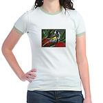 New Holland Honeyeater Jr. Ringer T-Shirt