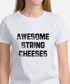 Awesome String Cheeses Tee