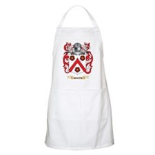 White Family Crest (Coat of Arms) Apron