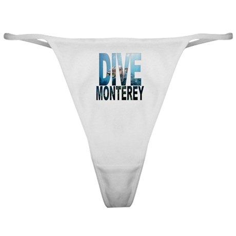 DIVE Monterey Classic Thong