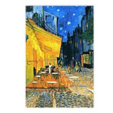 Van Gogh - Cafe Terrace Postcards (Package of 8)