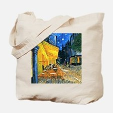 Van Gogh - Cafe Terrace Tote Bag