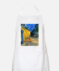 Van Gogh - Cafe Terrace Apron