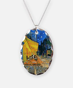 Van Gogh - Cafe Terrace Necklace
