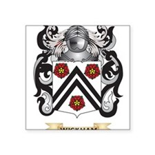 Wickham Family Crest (Coat of Arms) Sticker