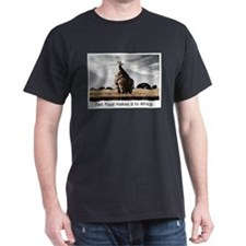 Fast Food in Africa T-Shirt