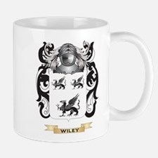 Wiley Family Crest (Coat of Arms) Mugs
