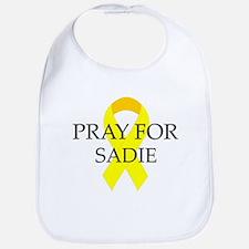 Pray for Sadie Bib