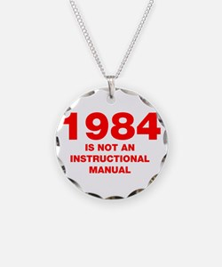 1984-HEL95-RED Necklace