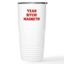 yeah-bitch-magnets-FRESH-RED Travel Mug