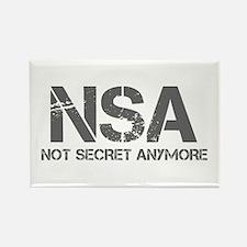 nsa-not-secret-anymore-cap-gray Magnets