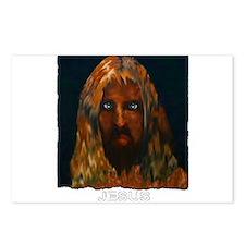 Jesus Christ Postcards (Package of 8)