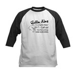 Goblin King  Kids Baseball Jersey