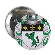 """Wilson Family Crest (Coat of Arms) 2.25"""" Button"""