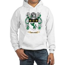 Wilson Family Crest (Coat of Arms) Hoodie