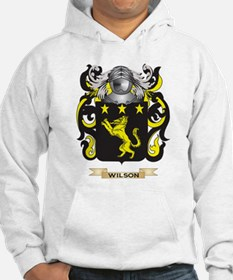 Wilson England Family Crest (Coat of Arms) Hoodie