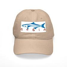Blue Cobia Baseball Cap