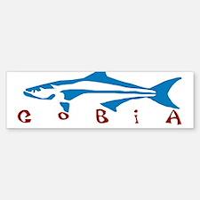 Blue Cobia Bumper Bumper Bumper Sticker
