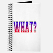 What? Journal
