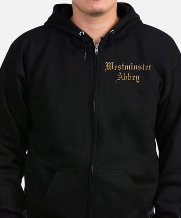 Westminster Abbey Zipped Hoodie