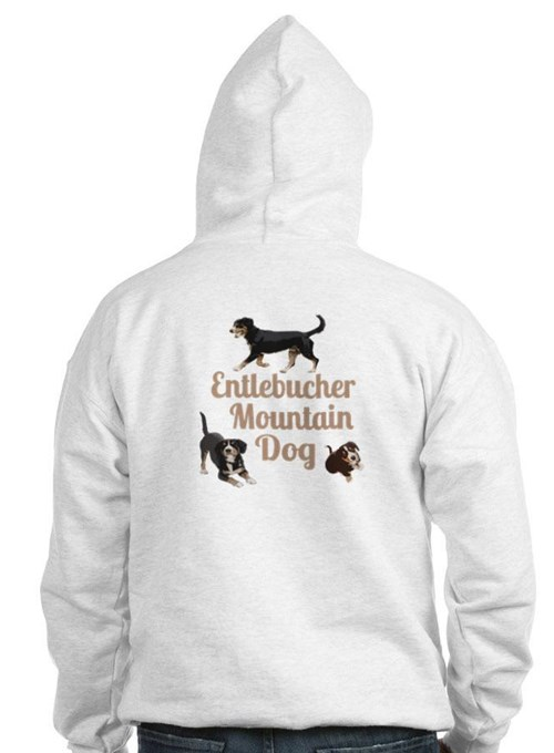 Not a Beagle - Entlebucher Mtn Dog Hoodie