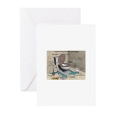 Computer Technology Greeting Cards (Pk of 10)