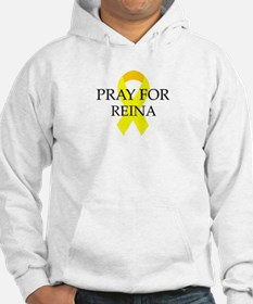 Pray for Reina Hoodie Sweatshirt