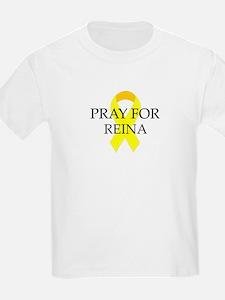 Pray for Reina Kids T-Shirt