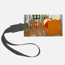 Van Gogh - Vincent's Bed in Arle Luggage Tag