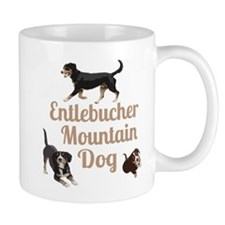 Entlebucher Mountain Dog Mugs