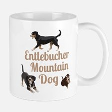 Entlebucher Mountain Dog Mugs