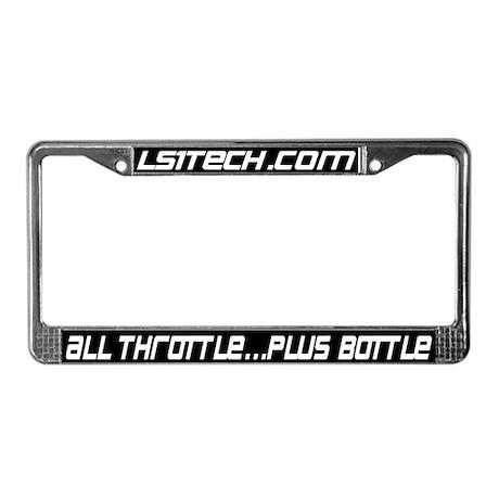 Throttle & Bottle Plate Frame