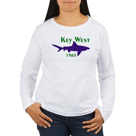Key West Women's Long Sleeve T-Shirt