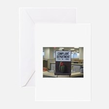 Complaint Department Greeting Cards (Pk of 10)