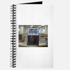 Complaint Department Journal