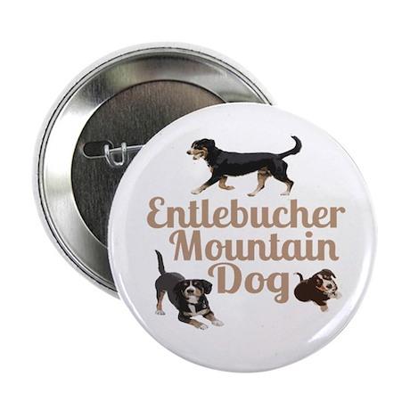 """Entlebucher Mountain Dog 2.25"""" Button"""